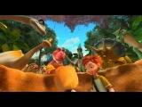 Видео к мультфильму «Диномама 3D» (2012): Трейлер №3 (дублированный)