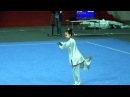 Ai Miyaoka Japan Team Tai Chi 11th WWC