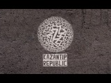 DJ GARIY @ LIVE KAZANTIP Z ХХ танцпол STONE 03.08.2012