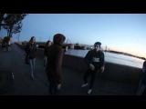 танец Жени и Мауса :)