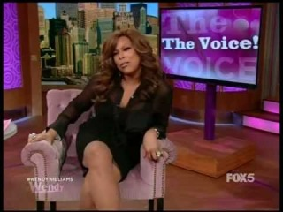 Wendy Williams: Hot Topics - The Voice Finale & Christina Aguilera