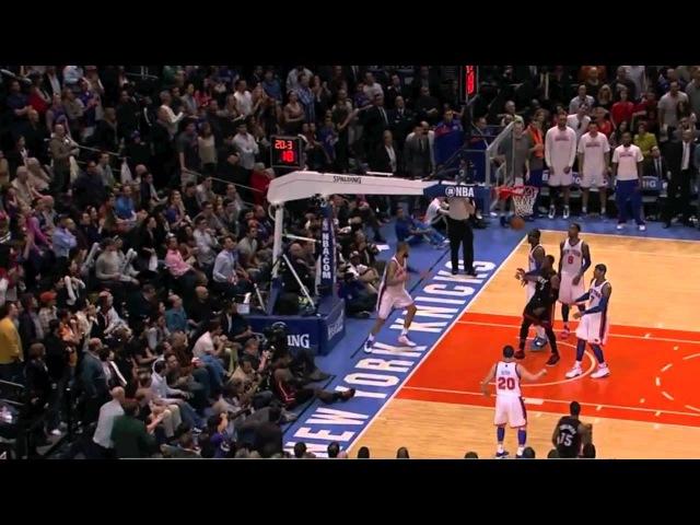 NBA Highlights: 2012 Playoffs, Round 1 - Part 2