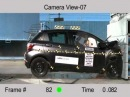 Crash Test 2012 - Toyota Yaris 5dr. Hatchback (Full Frontal) NHTSA