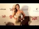 Nina Agdal Sports Illustrated Swimsuit Model 2013 Marquee Nightclub Vegas 2-13-13