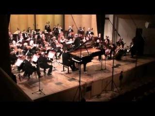 Prokofiev Piano Concerto № 2, op. 16 - Evgeny Sergeev, cond. R. Belyshev