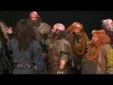 Mostly Thorin and Kili - Clips from Peter Jackson's The Hobbit Video Blog