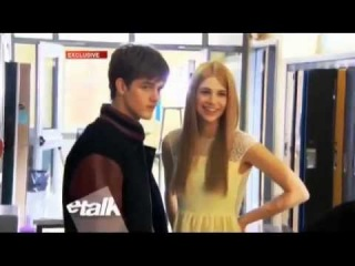 Etalk | Meet the New Kids at Degrassi!