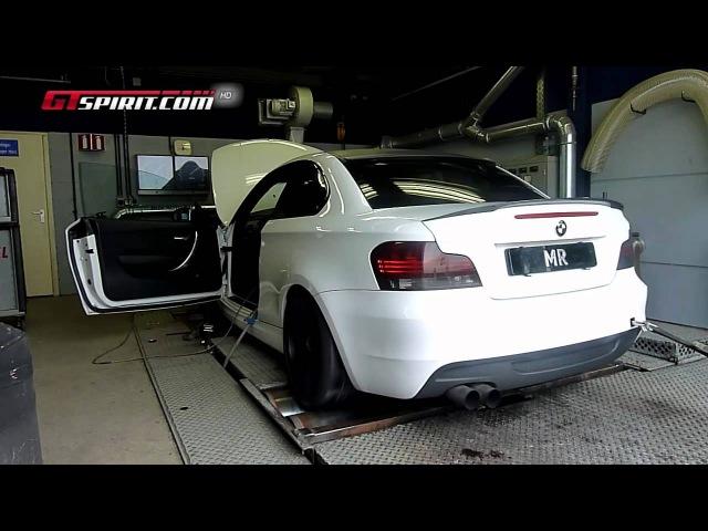 BMW 135i MR Edition Dyno Run at Beek Autoracing