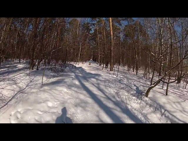 Круг 2 км в Покровское-Стрешнево