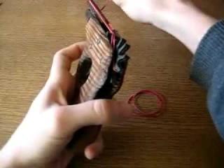 Как сделать автомат стреляющий краской
