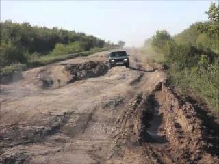 Адская дорога. Трасса Балаково - Ершов