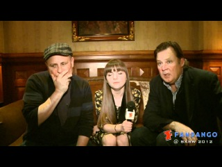 God Bless America - Bobcat Goldthwait, Tara Lynne Barr and Joel Murray Interview at SXSW 2012