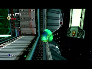 Sonic Adventure 2 (PC) // Crazy Gadget M1 / No rings / A-rank