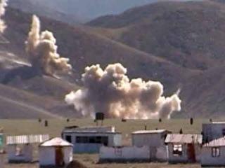 В Таджикистане завершились антитеррористические учения государств ШОС - Первый канал
