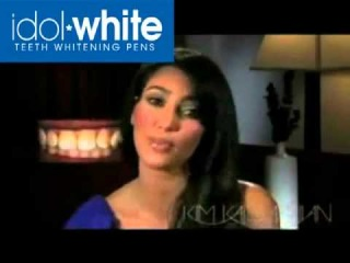 Kim Kardashian - Idol White Teeth Whitening Gel Pen FREE OFFER