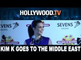 Kim Kardashian in the Middle East - Hollywood.TV
