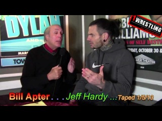 REVEALING JEFF HARDY INTERVIEW @THE APTER CHAT