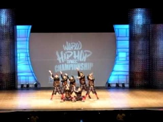 2011World Hip Hop Dance Championship Adult Division 787 Crew Puerto Rico