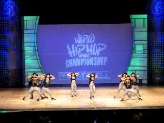 2011World Hip Hop Dance Championship Varsity Division Legit Status Philippines