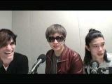 Niconico live radio show with Yellow Fried Chickenz (April 2012)