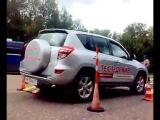 Обзор № 38 -- Тест паркетников (Suzuki GrandVitara, Mitsubishi Outlander XL, Toyota Rav4, Nissan X-trail, Hyundai ix35)