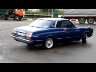 Toyota Corona Маrk II MX-41 купе
