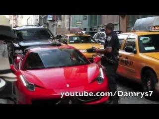Арест за попытку уехать и не заплатить штраф за непр. парковку по-американски