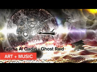 Fatima Al Qadiri - Ghost Raid - Art + Music