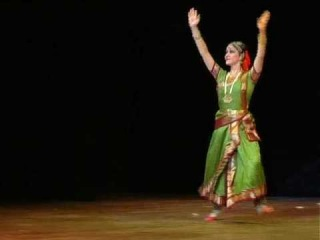 Bharatanatyam by Anna Smirnova Rajhans