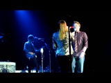 Kelly Clarkson - Open Arms ft. Clay Aiken [Biloxi, 2/14/12]