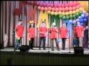 ЛИМПОПО 2003 Конкурс командиров отрядов Визитка Факультет психологии