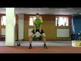 Dmitry Zinoviev LC 5 min 2x24kg