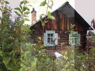 Парк камней в селе Усть-Утка