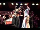 Oumou Sangare' at the GrassRoots Festival in Trumansburg, New York 2009