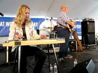 Remington Ride-Cindy Cashdollar & Redd Volkaert l @RFF2011