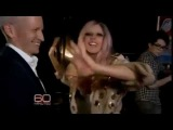 Lady Gaga Dancing On 60 Minutes To Born This Way.