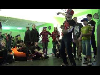Street Problemz vol.2 / Kidz / Жмурко vs Ершова (1)
