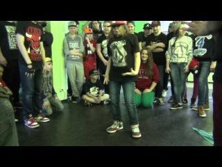 Street Problemz vol.2 / Kidz Final(1) / Дерпак vs Баранов vs Жмурко