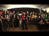 Anita vs Lady 88Stonez @Who wanna buck girls krump battle