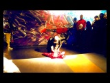 BIG RULEZ &amp FLIPSIDE (Baby Style Ripper) LONDON THA ROOTZ JUDGES DEMO
