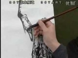 Zeng Gang 曾刚山水画 DVD Course of Chinese Landscape Painting (Disk 1-15)