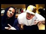Chris Brown -- I Don't Like Feat. Game (Remix) Drake Diss