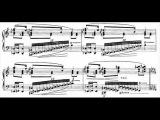Karol Szymanowski - Etude No. 3, Op. 4