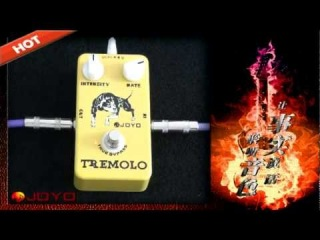 JOYO Tremolo Guitar Effects Pedal JF 09