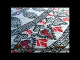 Taş Baskı / Handprinted Fabrics - Ellerin Türküsü Kanal B
