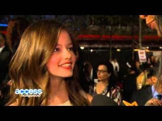 'Breaking Dawn - Part 2' Premiere: How Much Money Did Mackenzie Foy Collect In Her Swear Jar