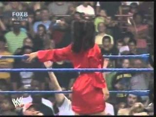 WWE Smackdown Bikini Contest Match
