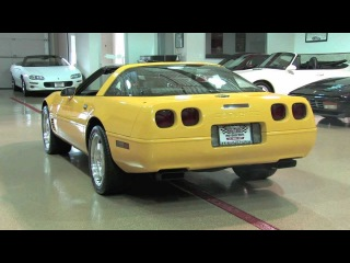 1996 Corvette LT4 Coupe--D&M Motorsports Video Walk Around Review 2012 chris moran