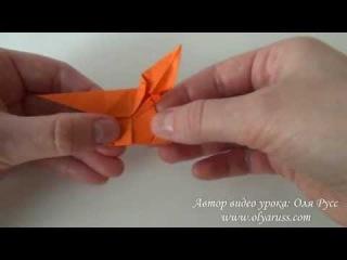 Как сделать Ангела из бумаги | Новогодние поделки
