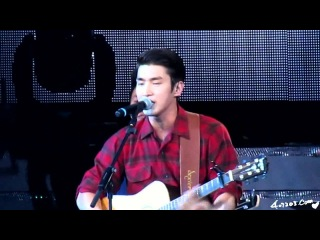 [Cherish]120414 SuperShow4 in ShangHai - Your Grace is Enough[Siwon solo]